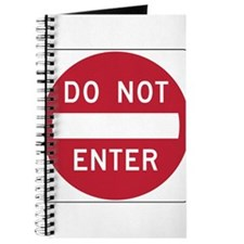Do Not Enter Journal