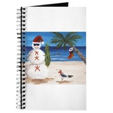 Christmas Beach Sandman Journal