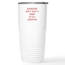 BLACKJACK Travel Mug