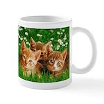 Daisy Kittens Mug