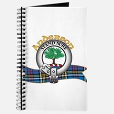 Anderson Clan Journal