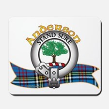 Anderson Clan Mousepad