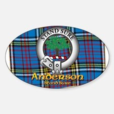 Anderson Clan Decal