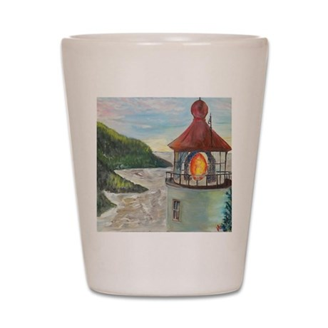 Lighthouse 2 Shot Glass