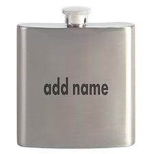 Add Text Font Modern Flask