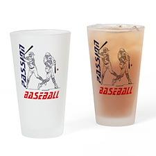 Hitter Drinking Glass