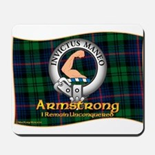 Armstrong Clan Mousepad