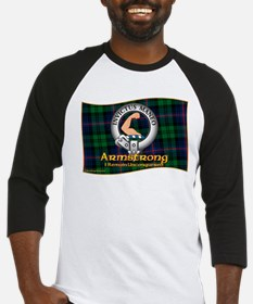 Armstrong Clan Baseball Jersey