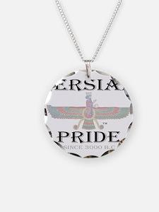 Ahura Mazda - Persian Pride.PNG Necklace