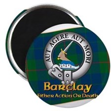 Barclay Clan Magnets