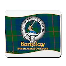 Barclay Clan Mousepad