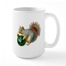 Squirrel Ornament Mug