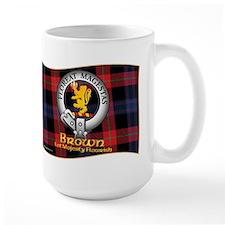 Brown Clan Mugs