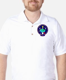 STS - 86 Discovery Golf Shirt