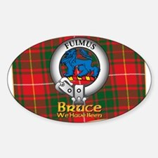 Bruce Clan Decal