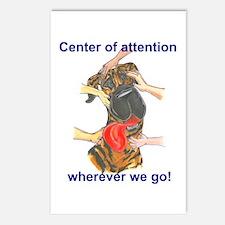 N Brdl COA Postcards (Package of 8)
