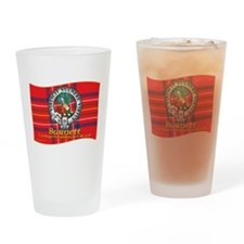 Burnett Clan Drinking Glass