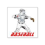 Baseball catcher Square