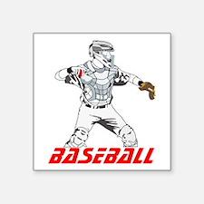 Catcher Sticker