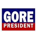 Gore: President Postcards (8)