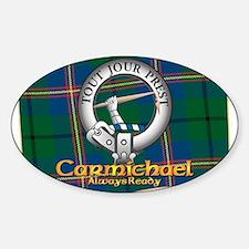 Carmichael Clan Decal