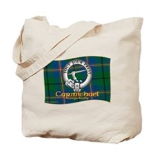 Carmichael Clan Tote Bag