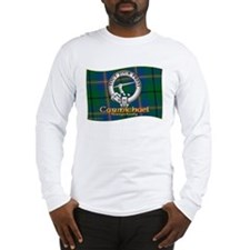 Carmichael Clan Long Sleeve T-Shirt