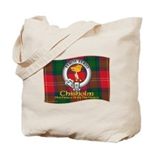 Chisholm Clan Tote Bag