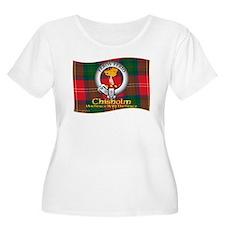 Chisholm Clan Plus Size T-Shirt