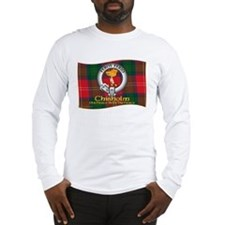 Chisholm Clan Long Sleeve T-Shirt