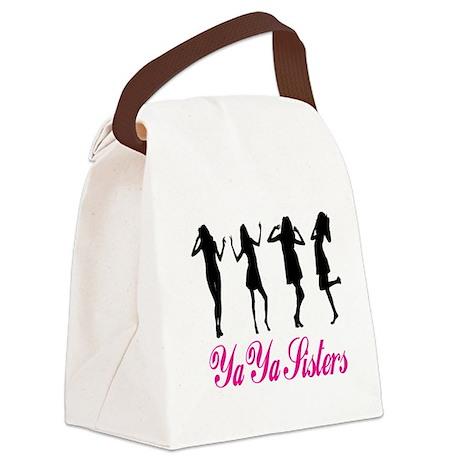 Ya Ya Sisters Canvas Lunch Bag