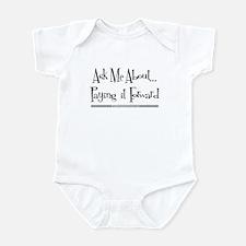 Paying it Forward Infant Bodysuit