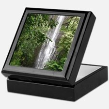 Hana Waterfall Keepsake Box