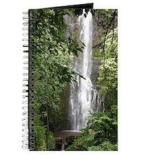 Hana Waterfall Journal