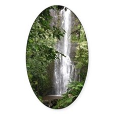 Hana Waterfall Decal