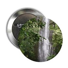 "Hana Waterfall 2.25"" Button"