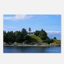Ketchikan Lighthouse Postcards (Package of 8)