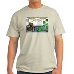 Spider Fathers Day Light T-Shirt
