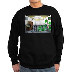 Spider Fathers Day Sweatshirt (dark)