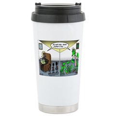 Spider Fathers Day Travel Mug