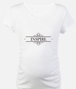 Inspire In Calligraphy Shirt