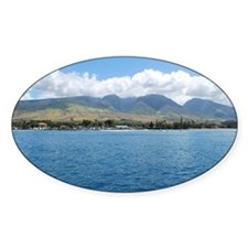 Lahaina Harbor Decal