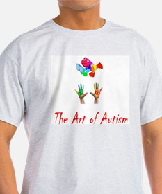 The Art of Autism T-Shirt