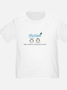 Autism shirt 2 T-Shirt
