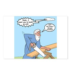 Noah Talks to God Postcards (Package of 8)