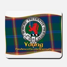 Young Clan Mousepad