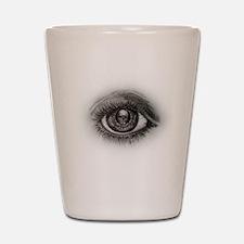 Eye-D Shot Glass