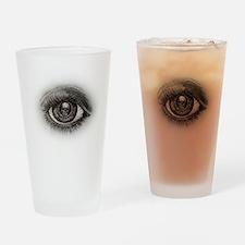 Eye-D Drinking Glass