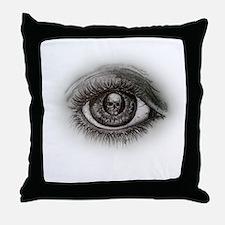 Eye-D Throw Pillow