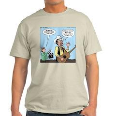Macho Country Singer T-Shirt